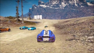 Multiplayer has been modded into Just Cause 3