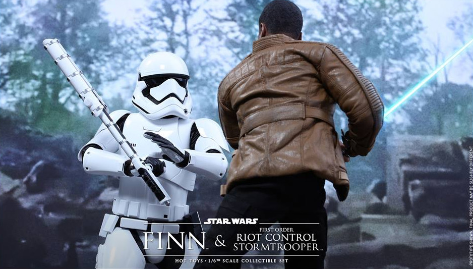 The Force Awakens  TR-8R Stormtrooper is getting a special figure from