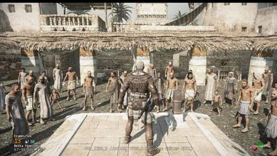 Looks like we already got a look at the rumored Assassin's Creed Empire
