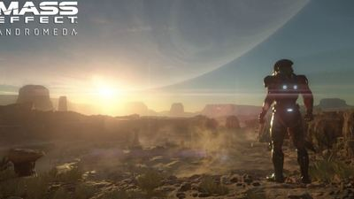 BioWare dev teases first hour of Mass Effect: Andromeda