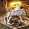 This Okami statuette burns bright, also costs almost $400