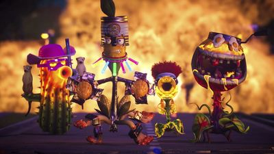 Plants vs. Zombies Garden Warfare 2 Multiplayer Beta available to everyone January 14
