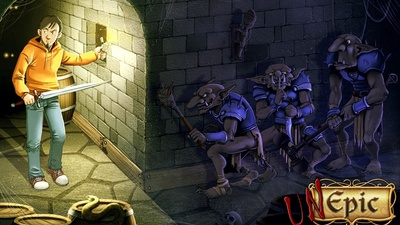 Launch trailer revealed for Unepic, Xbox One's D&D based RPG