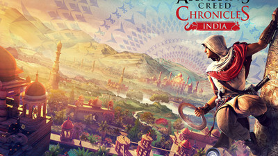 Assassin's Creed Chronicles: India gameplay video shows off some new features