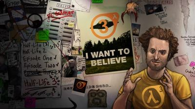 Lead writer for Half-Life series retires from Valve