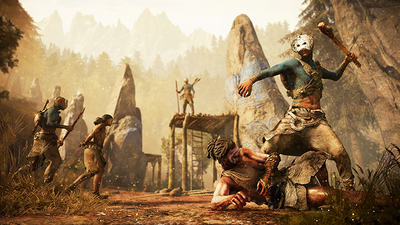 Watch over an hour of Far Cry Primal gameplay
