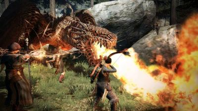 If Dragon's Dogma PC goes well Capcom might consider a sequel