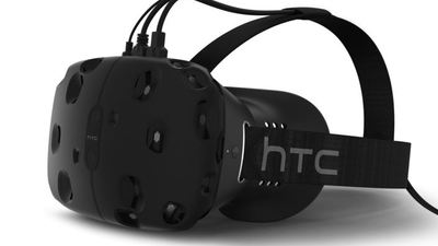 Pre-orders for HTC/Valve Vive VR headset begin this February