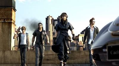 Final Fantasy 15 to feature two combat modes