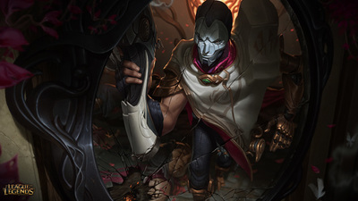 New League of Legends Champion revealed: Jhin, the Virtuoso