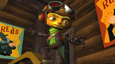 PS2 platformer Psychonauts headed to PS4