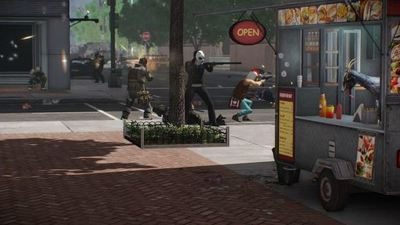 Goat Simulator invades PayDay 2 with latest Heist DLC
