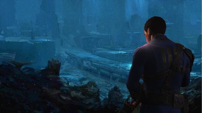 Underwater DLC to land on Fallout 4?