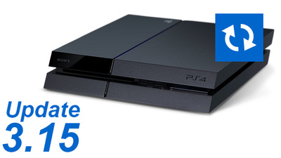 PS4 system update 3.15 now available, but don't get too excited