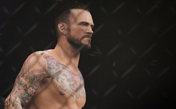 CM Punk's EA Sports UFC 2 ratings not finalized