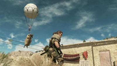 "Konami takes down Metal Gear Online PC beta over ""possible exploit"""