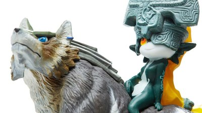 Wolf Link amiibo unlocks new dungeon in Twilight Princess HD
