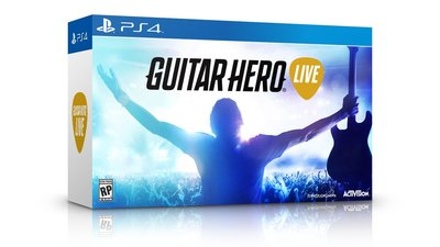 Grab Guitar Hero Live for 50% off on Amazon today