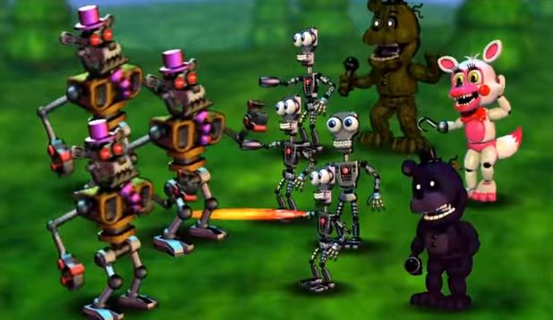 Five nights at freddy s world release date revealed