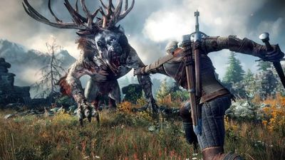 Humble Sore Winter Sale discounts Witcher 3, Dragon's Dogma and more