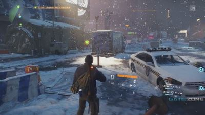 We explore New York further in Tom Clancy's The Division, and end it with a boss fight