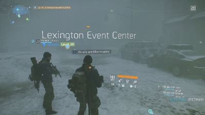 We tackle a difficult mission in Tom Clancy's The Division