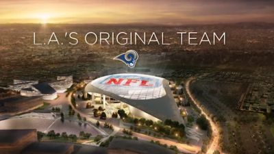 Madden NFL 17: Here's the new L.A. Rams logo
