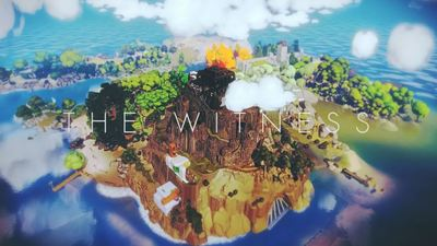 'No plans' for The Witness on Xbox One, says creator