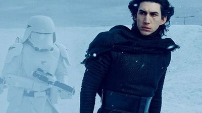 Someone found a cat that looks like Kylo Ren