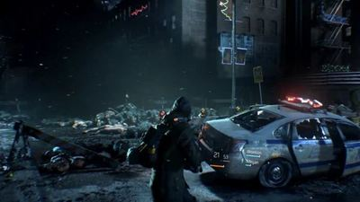 Here are the leaked PC options for The Division