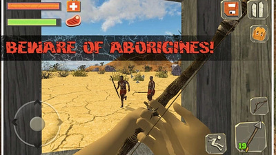 'Racist' game rewarding the 'killing' of Australian aborigines removed from App Store, Google Play