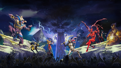 Iron Maiden working on new F2P mobile RPG