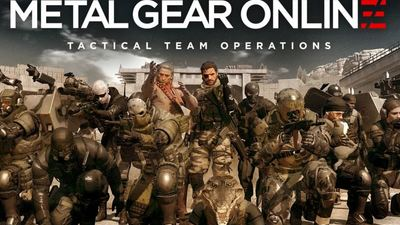 Metal Gear Online for PC is available starting today