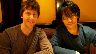 Hideo Kojima and Sony's Mark Cerny journeying to find 'newest technology'