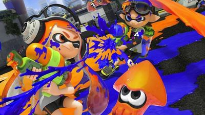 Splatoon update 2.5.0 tweaks maps, battles and more