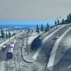Cities: Skylines 'Snowfall' expansion brings new weather system