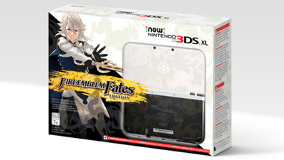 Fire Emblem Fates New Nintendo 3DS XL announced