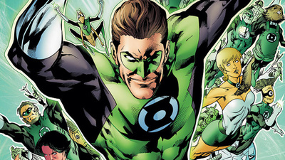 Green Lantern Corps joining DC's Justice League lineup