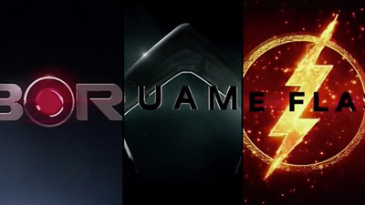 Justice League: Logos for Flash, Aquaman, Cyborg, and Green Lantern revealed