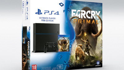 Far Cry Primal 1TB PS4 bundle announced