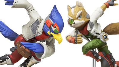 Star Fox Zero will feature amiibo compatibility