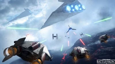 No new map with January Star Wars Battlefront DLC, says DICE Dev