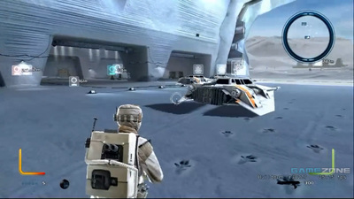 Development build for canceled Star Wars Battlefront 3 leaked