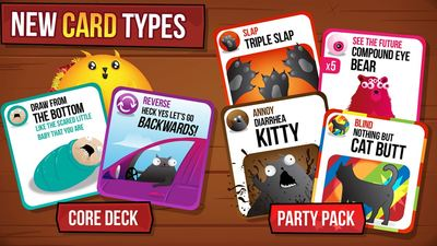 Exploding Kittens hits iOS with local multiplayer