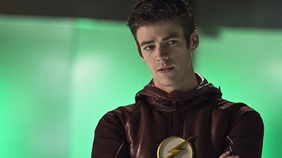Grant Gustin opens up about rumors of 'bashing' Ezra Miller on Twitter