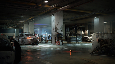 Tom Clancy's The Division merges Uplay and Steam friends