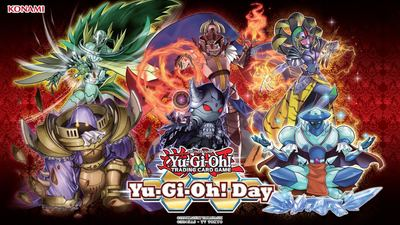 Celebrate Yu-Gi-Oh! Day on January 30th