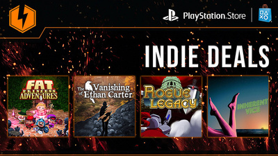 First PSN flash sale of 2016 discounts indies