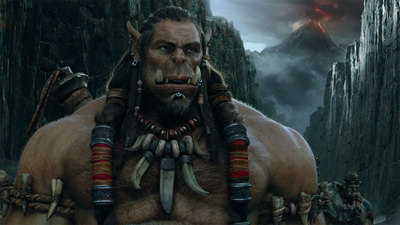Worlds collide in the new Warcraft TV Spot