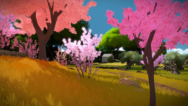 The Witness trees